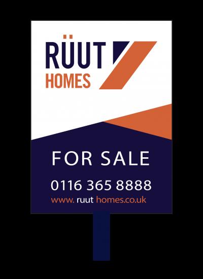 Ruut Homes Sales Board